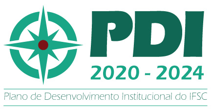 Logo do Plano de desenvolvimento institucional do IFSC