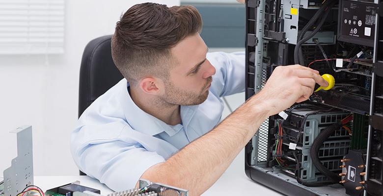 1282169696 O objetivo do curso é qualificar os participantes para atuarem em  atividades técnicas na área de manutenção e suporte em informática em  pequenas empresas da ...