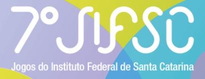 Jogos do IFSC estão suspensos