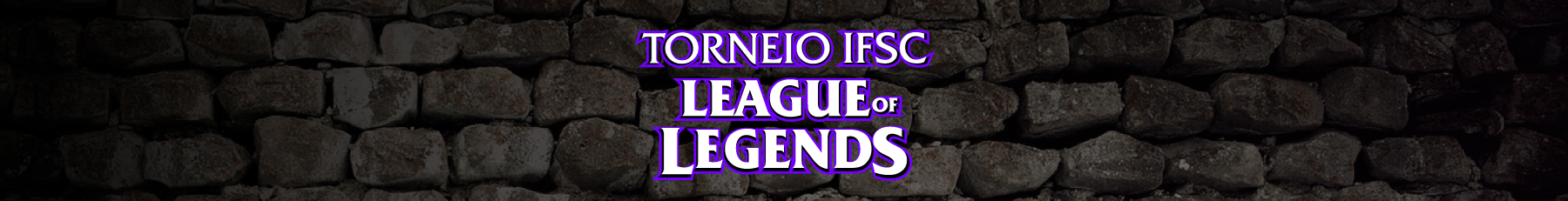Torneio IFSC League of Legends